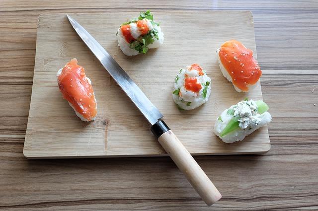 Couteaux à sushi les meilleurs de 2020